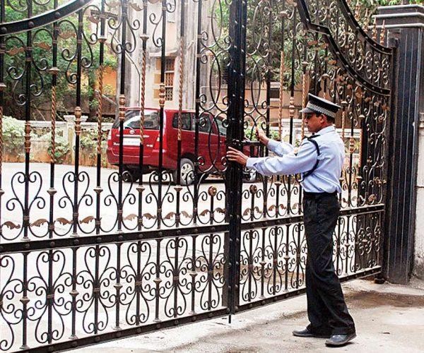 gate secuirty